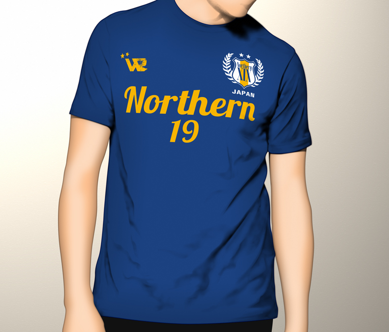 """Northern19 Team"" T-Shirts"