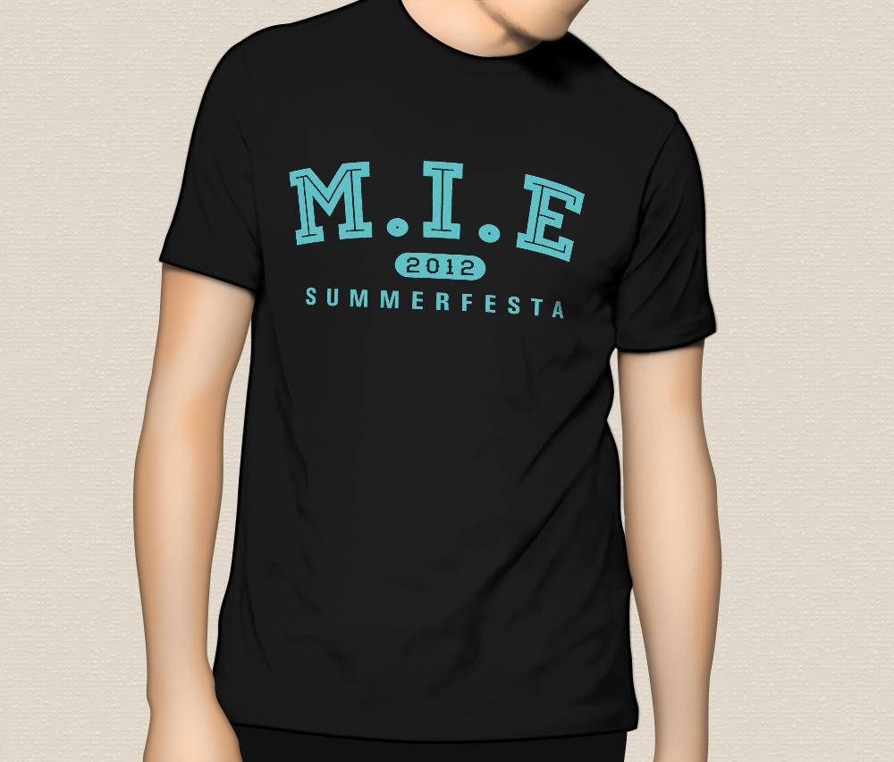 """""""Mie Matsuri 2012"""" T-Shirts"""