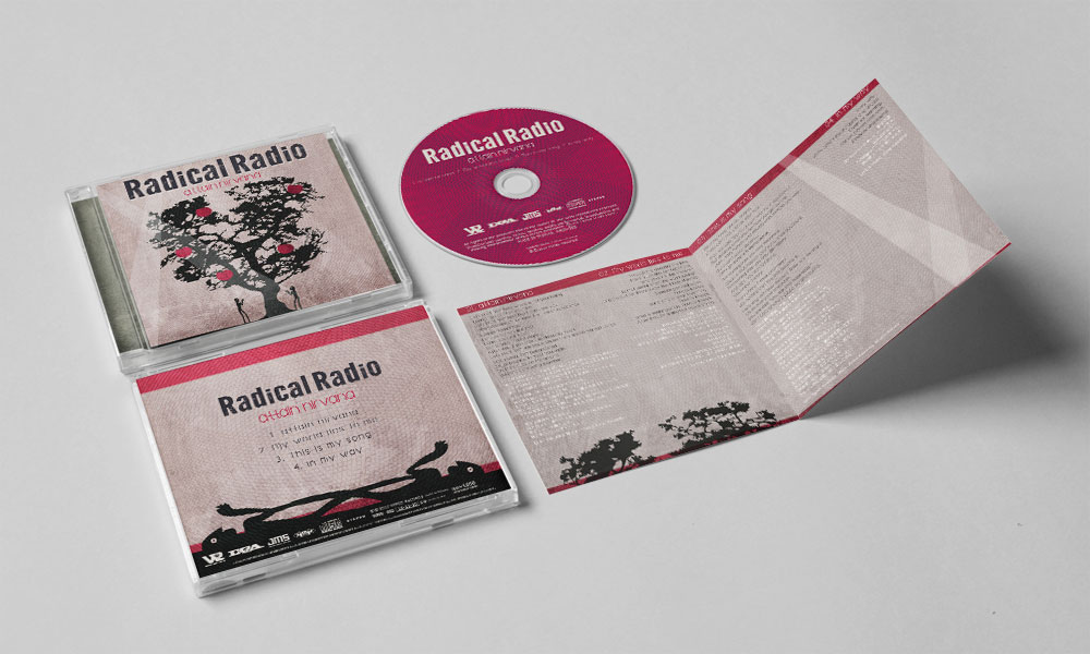 "Radical Radio ""attain nirvana"" CD"
