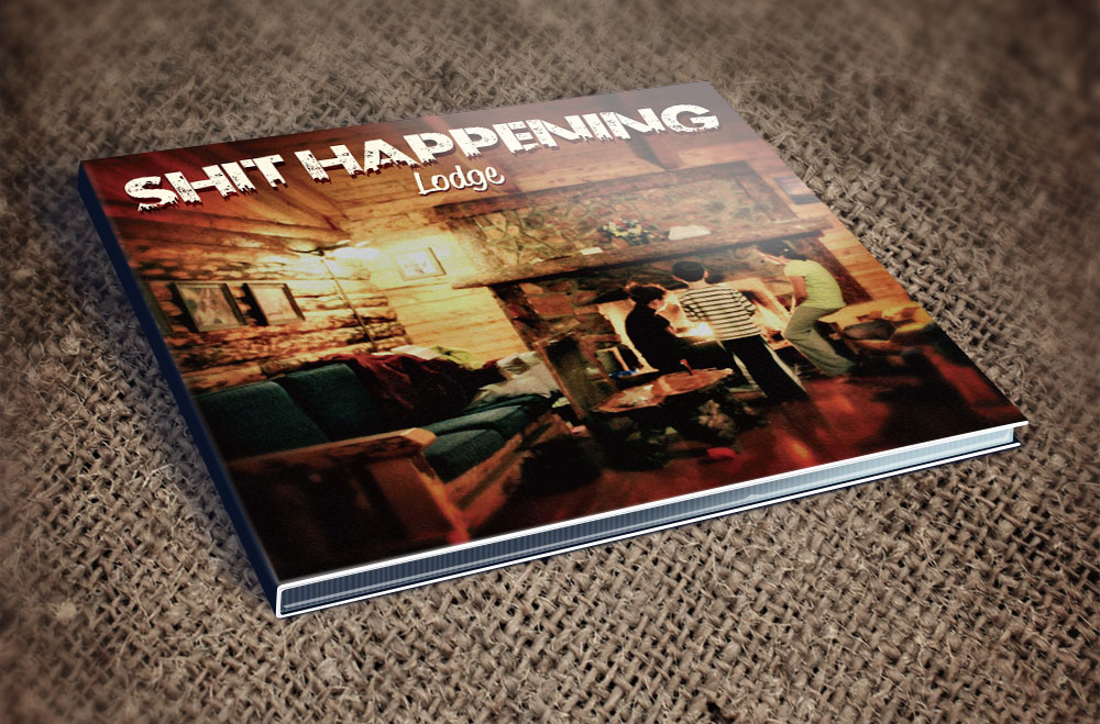 "SHIT HAPPENING ""Lodge"" CD"