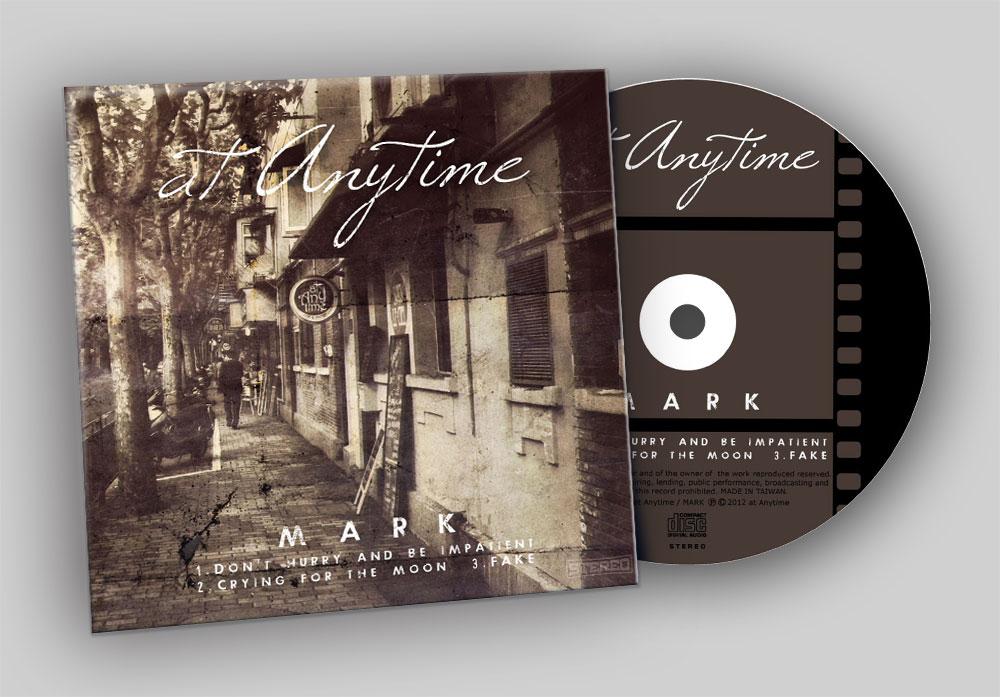 """at Anytime """"MARK"""" CD"""