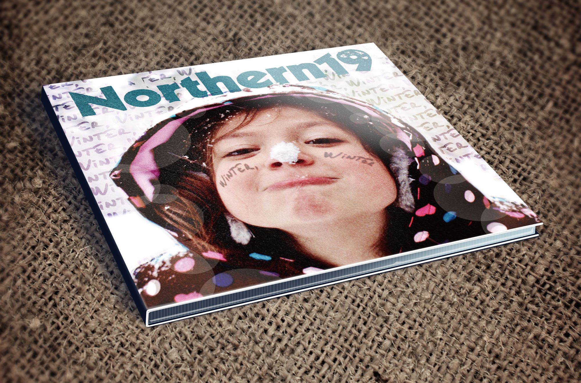 "Northern19 ""WINTER, WINTER"" CD"