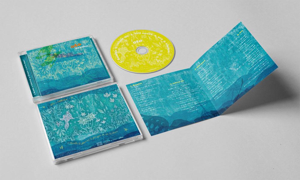 "oto ""extrico"" CD"