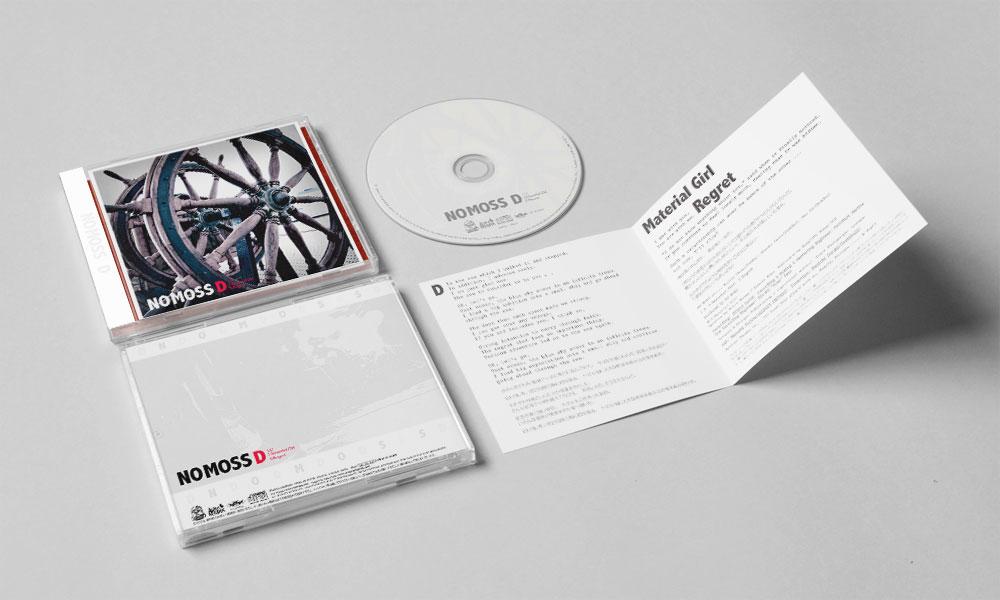 """NO MOSS """"D"""" CD"""