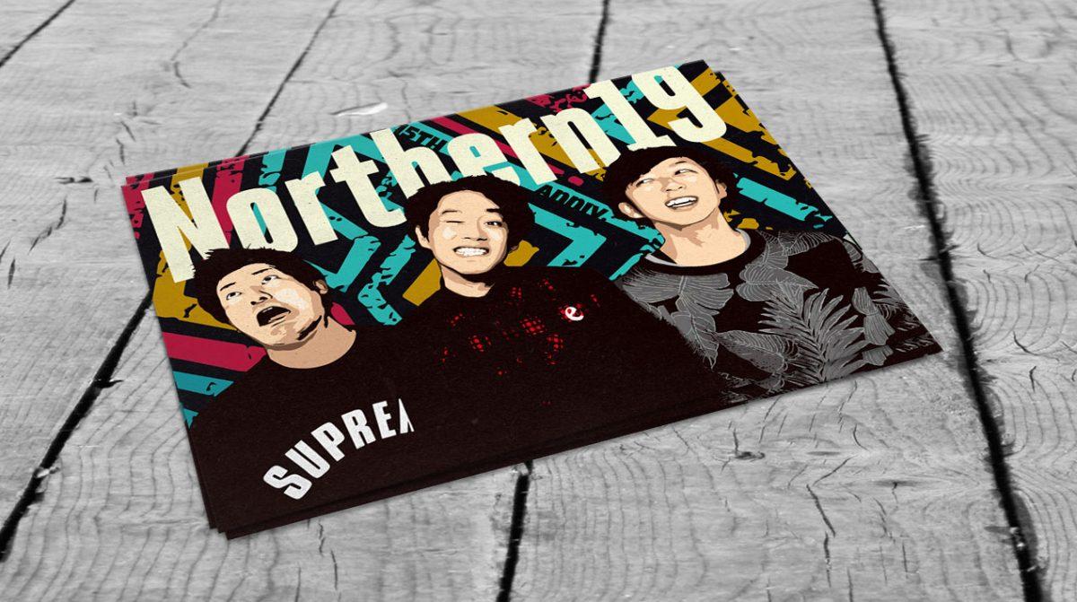 """Northern19 Artist Image """"POP"""""""