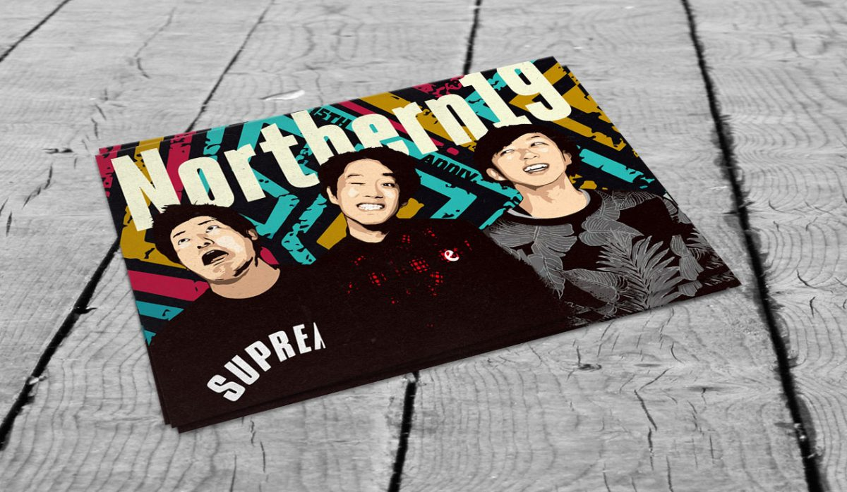"Northern19 Artist Image ""POP"""