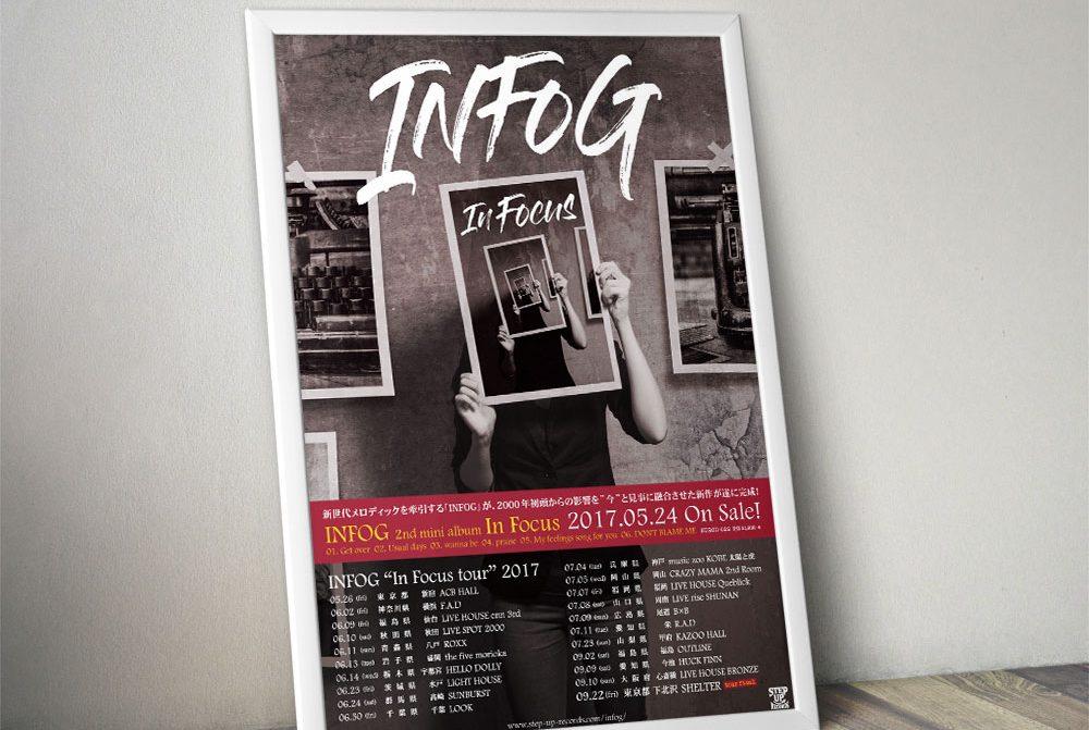 """INFOG """"In Focus"""" Poster"""