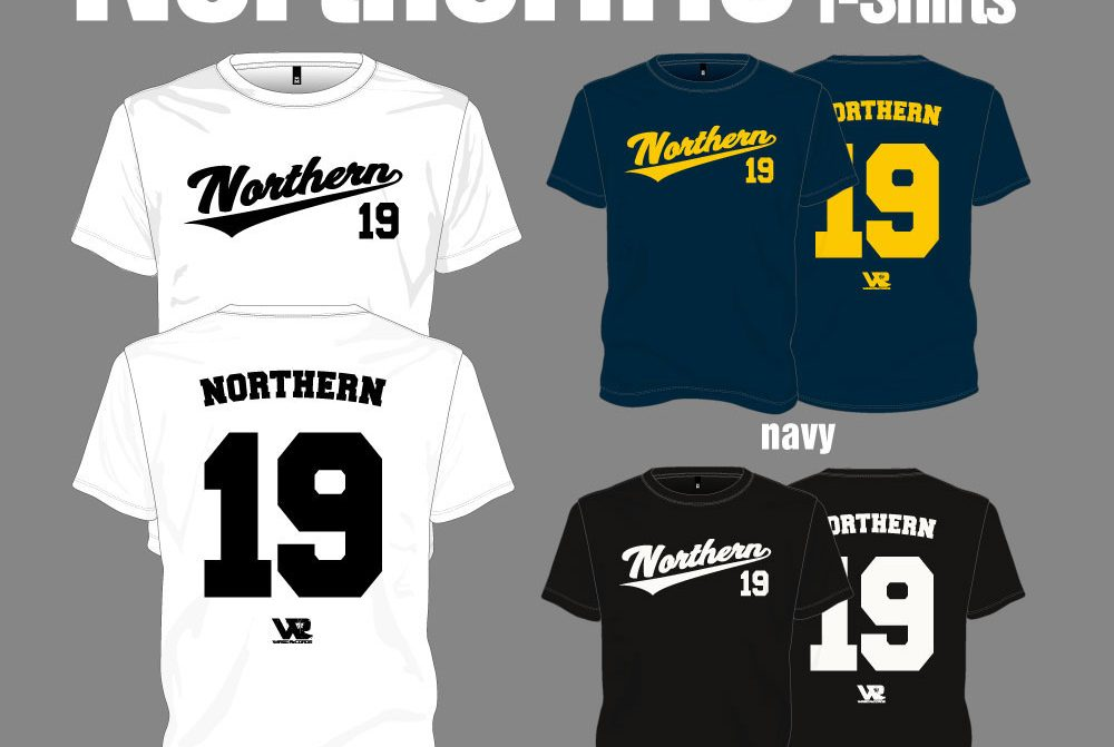 "Northern19 ""number"" T-Shirts"