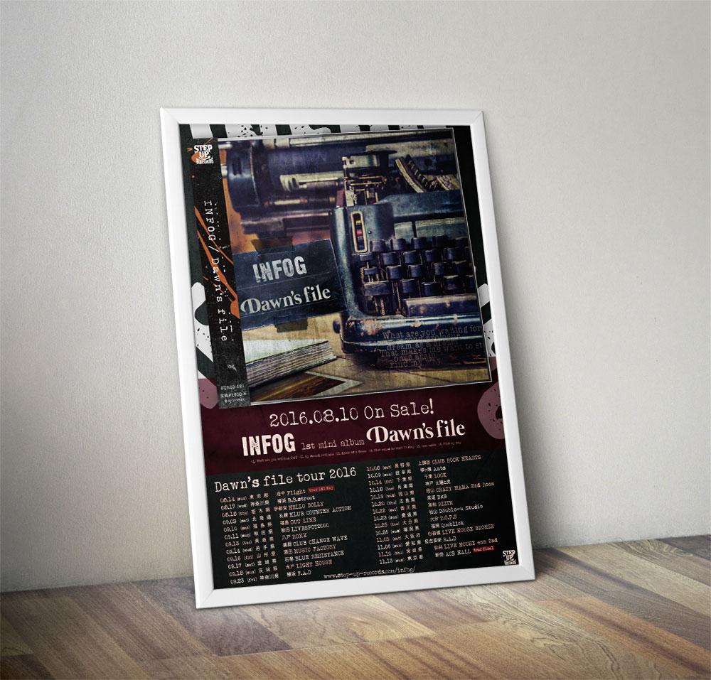 "INFOG ""Dawn's Life"" Poster"