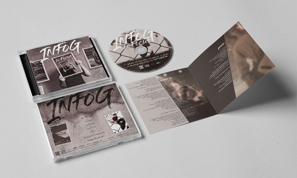 """INFOG """"In Focus"""" CD"""
