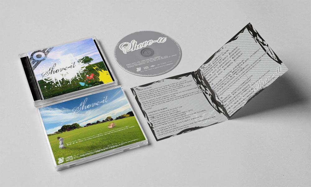 """Shove-it """"Shove-it"""" CD"""
