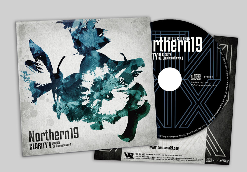 "Northern19 ""CLARITY"" CD"