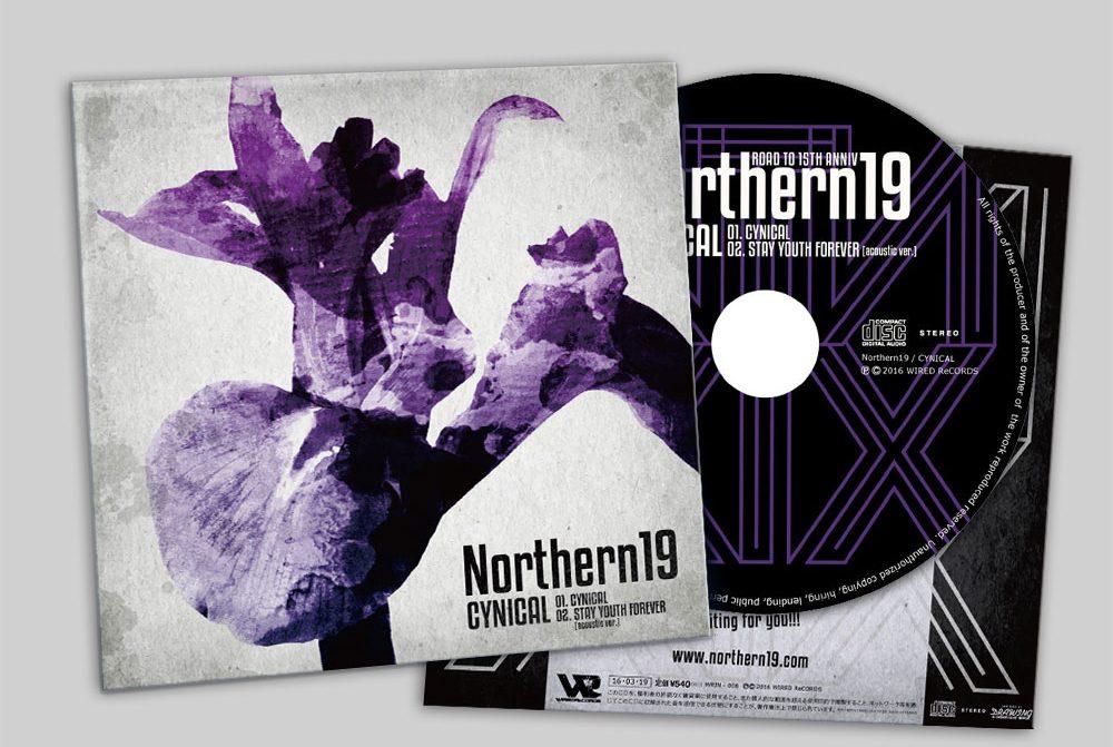 "Northern19 ""CYNICAL"" CD"